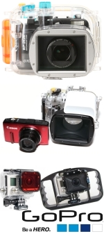 Rent a digital underwater camera for your Cairns liveaboard reef trip.
